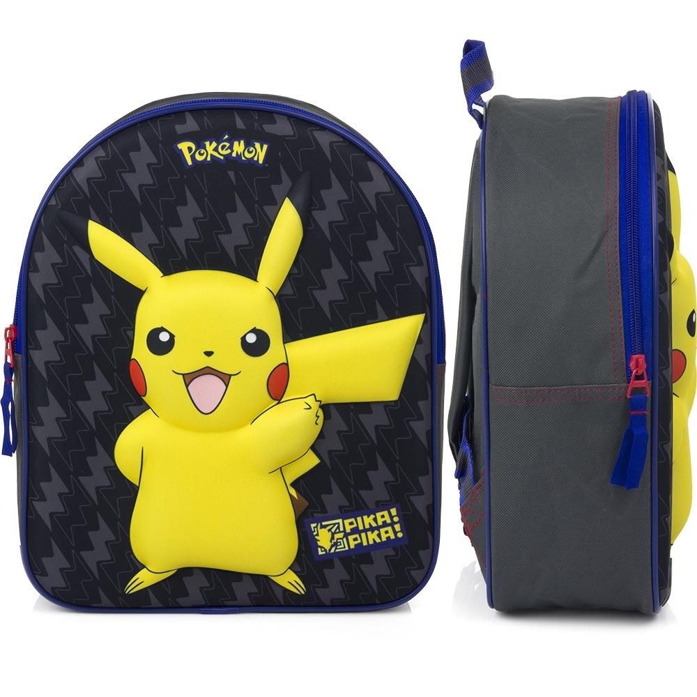 Pokemon Pikachu 3D reppu. KettuPenan Puodista löydät Pokemon ... 87872264d4