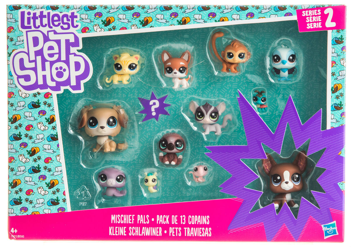 Littlest Pet Shop collection pack. Tap to expand cea8e9e92f