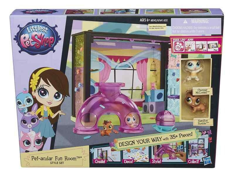 Littlest Pet Shop leikkihuone- Lps lelut ja fanituotteet. Laaja ... 70f4999748