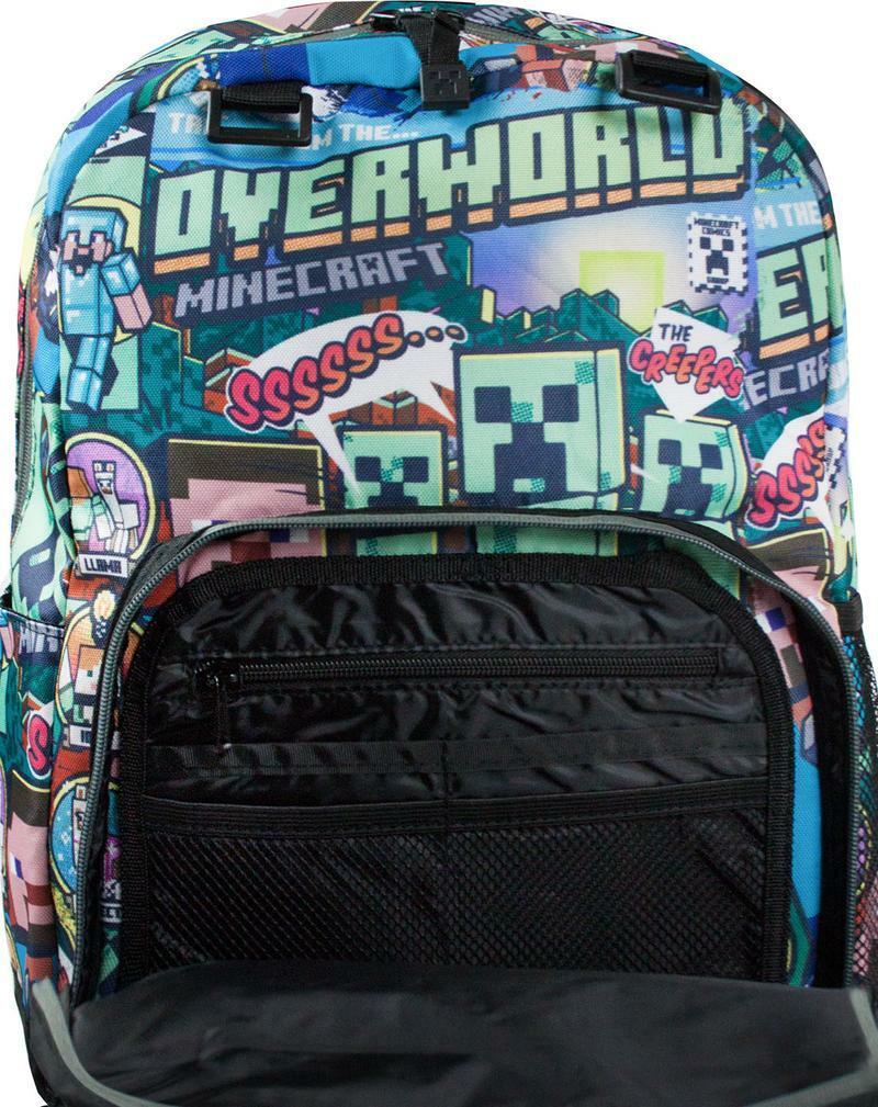 Minecraft koulureppu b60da1ce4b