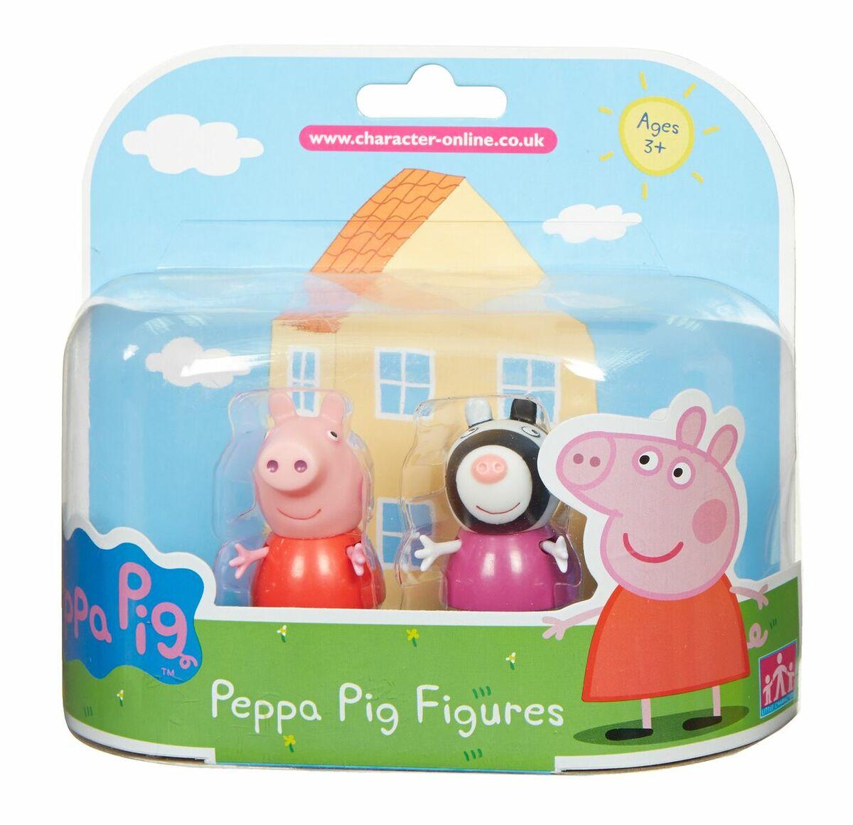 Pipsa Possu figuurit 2kpl - Peppa Pig vaatteet 13e418ceed