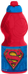 Superman juomapullo 400ml