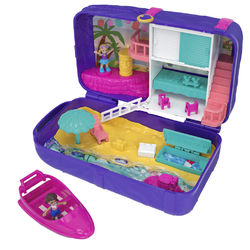 Polly Pocket Hidden Places, Beach Vibes