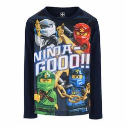 Lego Wear Ninjago paita M-22653 Dark Navy