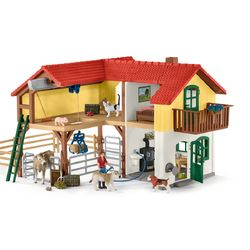 Schleich Farm World 42407 Iso Maatila