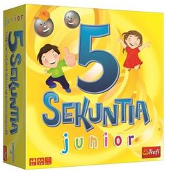 5 Sekuntia Party Junior peli