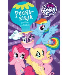 My Little Pony puuhakirja