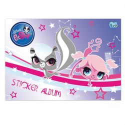 Littlest Pet Shop tarrakirja