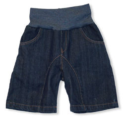 Jny Design Baggy Shortsit, Denim