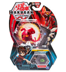Bakugan Battle Planet Dragonoid