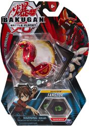 Bakugan Battle Planet Fangzor