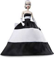 Barbie Black and White Forever muotinukke