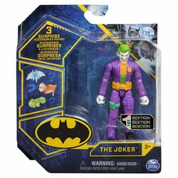 Batman figuuri ja tarvikkeet, The Joker 10cm