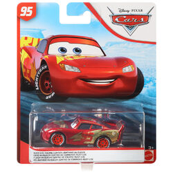 Cars pikkuauto Rust-Eze Racing Center Lightning McQueen