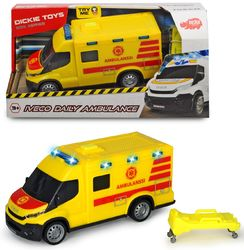 Dickie Toys Ambulanssi Iveco 18cm