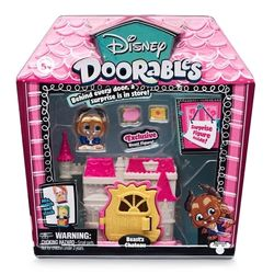 Disney Doorables Beast´s Chateau leikkisetti