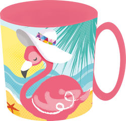Flamingo muki 350ml