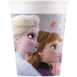 Frozen 2 muki 200ml 8kpl