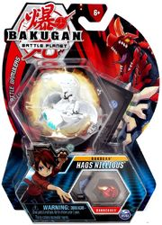 Bakugan Battle Planet Haos Nillious