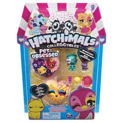 Hatchimals colleggtibles S7, 2-pack yllätyshahmot