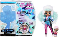 L.O.L. Surprise OMG Winter Chill Icy Gurl & Brrr B.B
