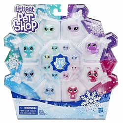 Littlest Pet Shop Frosted Wonderland