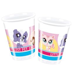 Littlest Pet Shop muki 200ml 8kpl