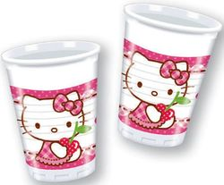 Hello Kitty muki 200ml 8kpl