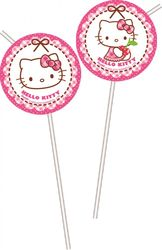 Hello Kitty pillit 6kpl