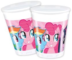 My Little Pony muki 200ml 8kpl