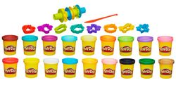 Play-Doh Super Color Kit Exclusive muovailuvahasetti