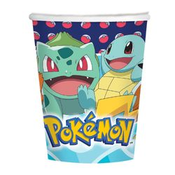 Pokemon muki 266ml 8kpl