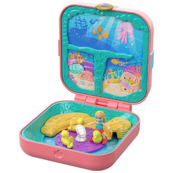 Polly Pocket Hidden Hideout, Mermaid Cove