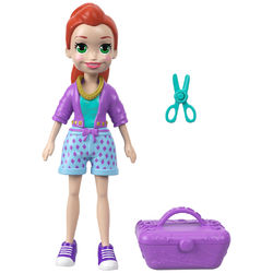 Polly pocket nukke, Totes cute Lila