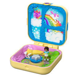 Polly Pocket Hidden Hideout, Unicorn Utopia