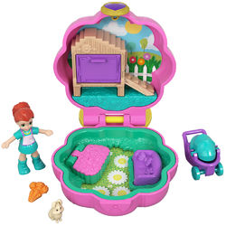 Polly Pocket Tiny Pocket Places, Puutarha