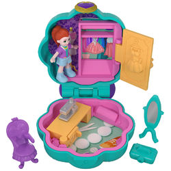 Polly Pocket Tiny Pocket Places, Ompelimo