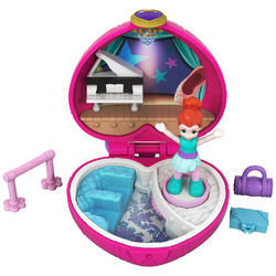 Polly Pocket Tiny Pocket Places, Estradi