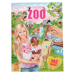 Create your Zoo tarrakirja