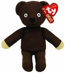 TY Mr.Bean Teddy 25cm