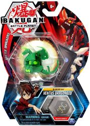 Bakugan Battle Ventus Dragonoid