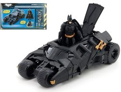 Batman The Dark Knight Tumbler ajoneuvo+figuuri