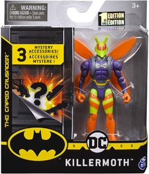 Batman figuuri ja tarvikkeet, Killermoth 10cm