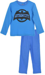 Batman pyjama, Gotham City