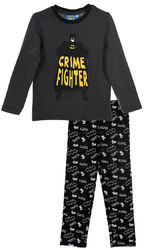 Batman pyjama, Crime Fighter