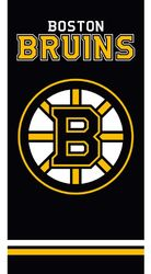 NHL Boston Bruins pyyhe 140x70cm