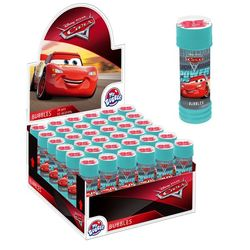 Cars saippuakupla 55ml