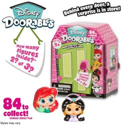 Disney Doorables Mini Peek pack