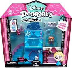 Disney Doorables Frozen Ice Castle leikkisetti
