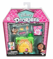 Disney Doorables Moana's Hut Mini Stack leikkisetti